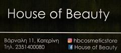 HOUSE OF BEAUTY